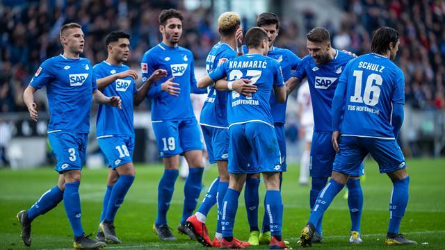 TSG 1899 Hoffenheim - Hertha BSC jetzt live im TV und im Eurosport Player