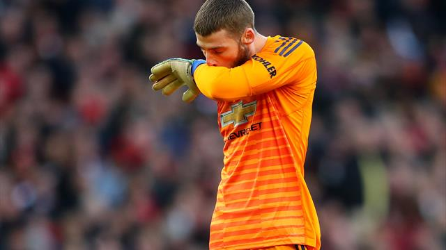 Paper Round: Zidane to replace Courtois with £75 million De Gea