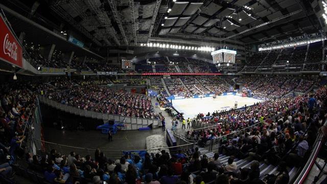 El Estudiantes-Magec Tías logra el récord de asistencia a un partido femenino de baloncesto