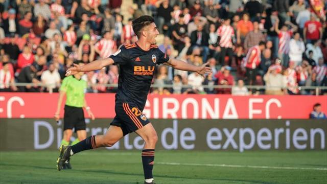 2-3. Ferran Torres, con un gol en el descuento, condena al Girona