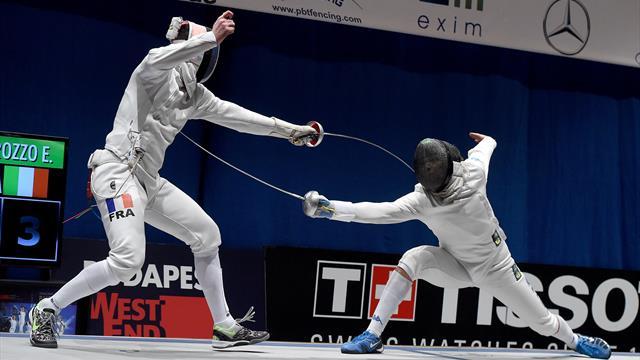 Минобе и Попеску победили в Будапеште