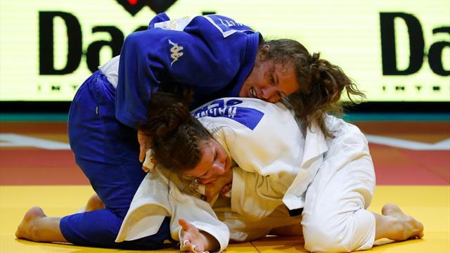 Judo: España triunfa en Marrakech