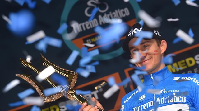 Tirreno-Adriatico: Roman Kreuziger, Zdeněk Štybar, Peter Sagan