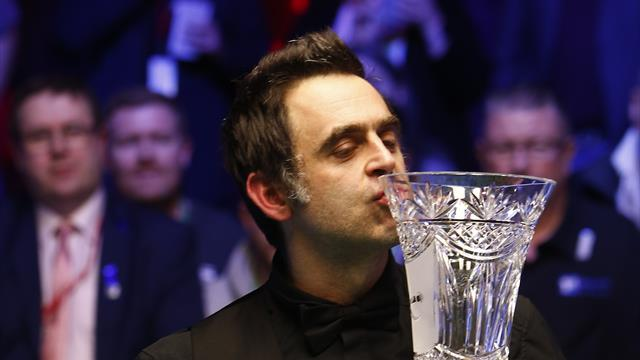 'Greatest ever!' - Snooker world reacts to O'Sullivan's 1,000th ton