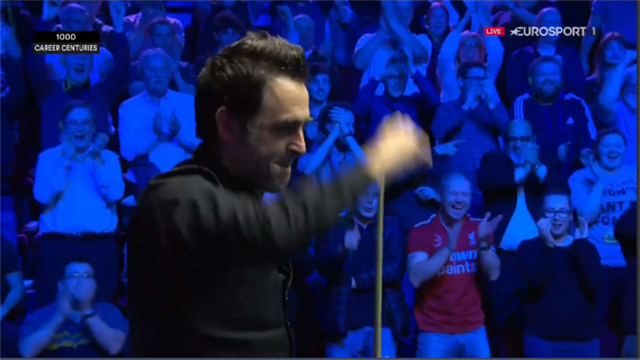 Players Championship | O'Sullivan wint in stijl met 1000e career century