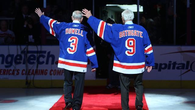 NHL: Rangers-Rekordmann Howell verstorben
