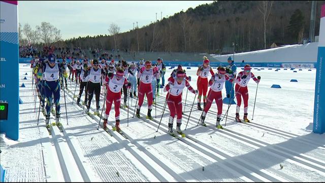 Zhambalova leads a Russian clean-sweep
