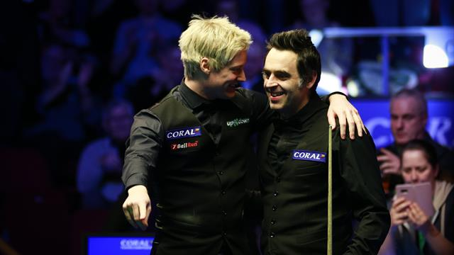 'Aussie Ronnie is here to stay!' – O'Sullivan reveals reason behind accent