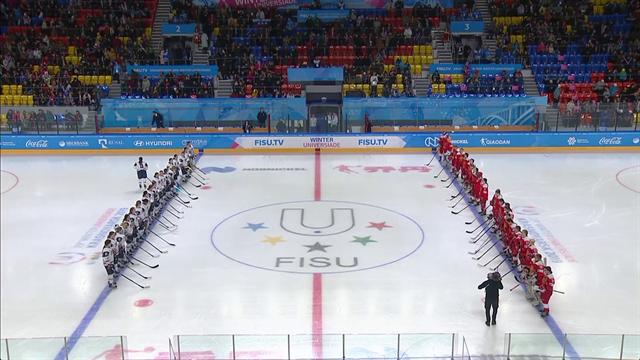 Universiada 2019: Palizón de Rusia a Estados Unidos en la simifinal femenina de hockey (10-0)