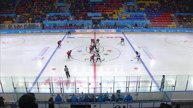 Universiada 2019: Canadá se impone a Japón en la semifinal femenina de hockey (5-1)