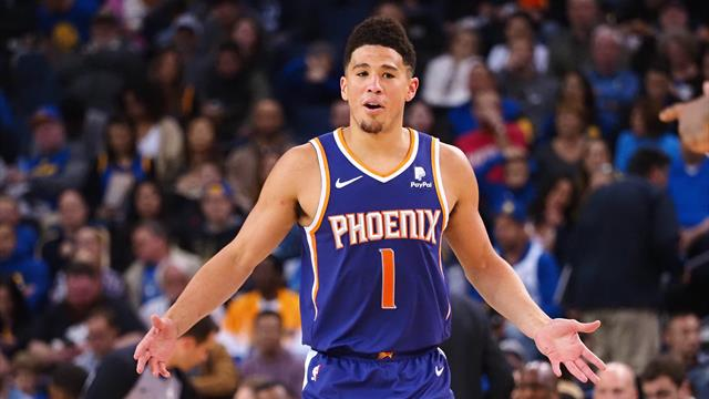 NBA round-up: Suns end years of futility in beating Warriors