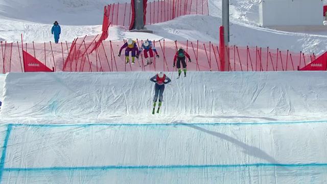 Maltseva leads a Russia 1-2 in Ladies' Ski Cross Big Final