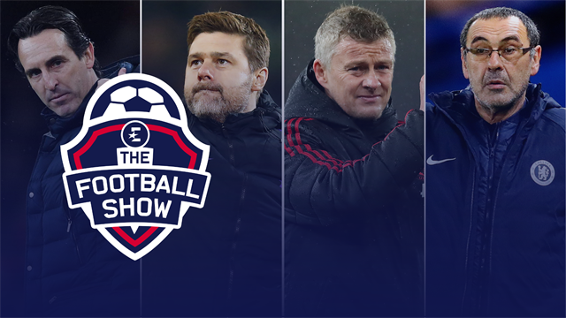 The Football Show: Speed-predicting every result in the top-four race
