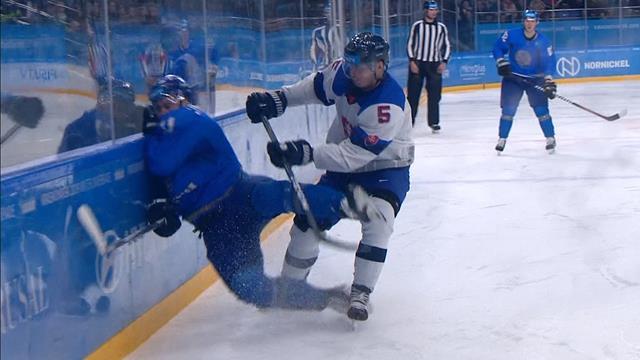 Aua! Doppelter-Kracher im Eishockey-Halbfinale