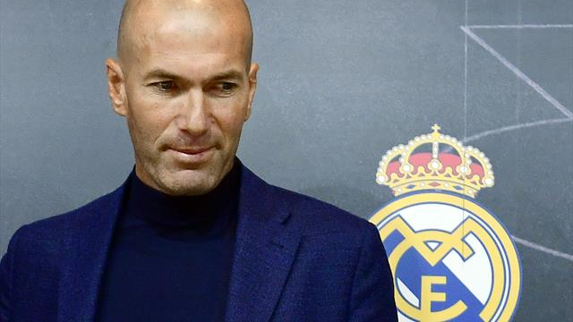 'The King is back': Best reactions to Zidane's Real return