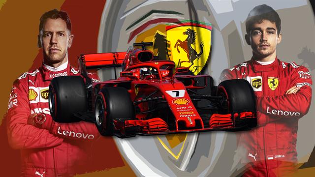 Ferrari, Mercedes, Red Bull: le scuderie e i piloti del Mondiale 2019