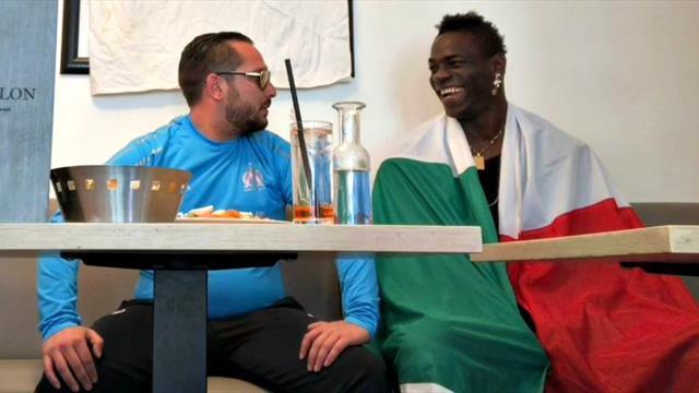 Bengous envoie du lourd : Balotelli s'invite dans le débrief d'OM - Nice