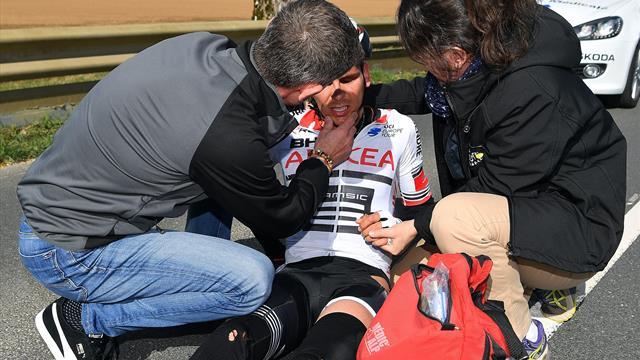 Cyclisme: Barguil reprendra au Tour de Catalogne