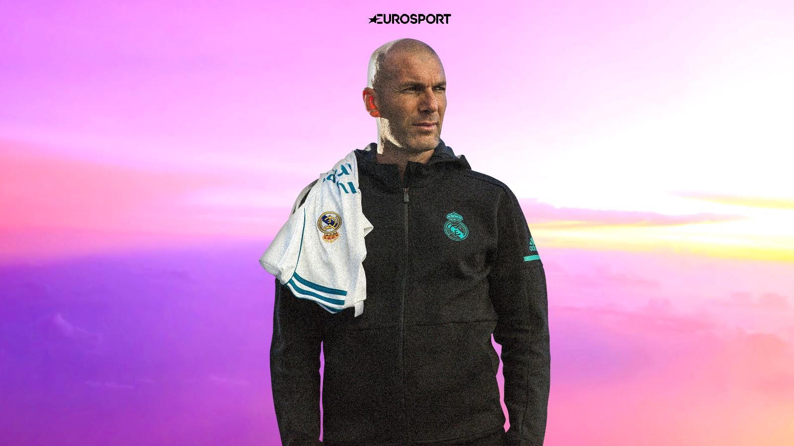 Зинедин Зидан вернулся в «Реал Мадрид». Следующий – Криштиану Роналду?