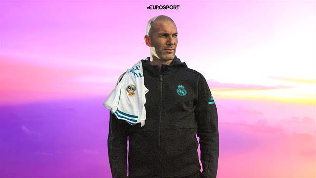 Зидан вернулся в «Реал». Следующий – Криштиану?