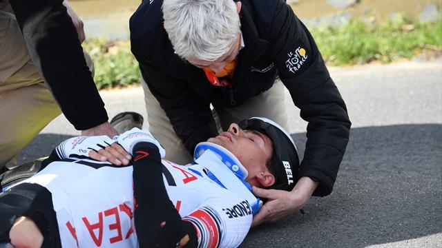 Barguil va mieux et pourrait revenir sur le Tour de Catalogne