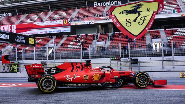 Ferrari, dix ans d'instabilité et d'échecs incroyables