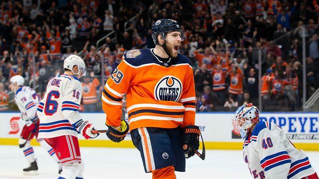 NHL: Edmontons Draisaitl gelingt Siegtreffer in Overtime