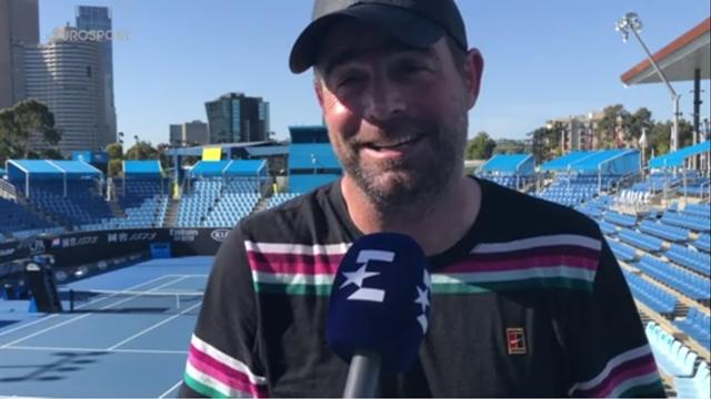 Face To Face   Tenniscoach Raemon Sluiter