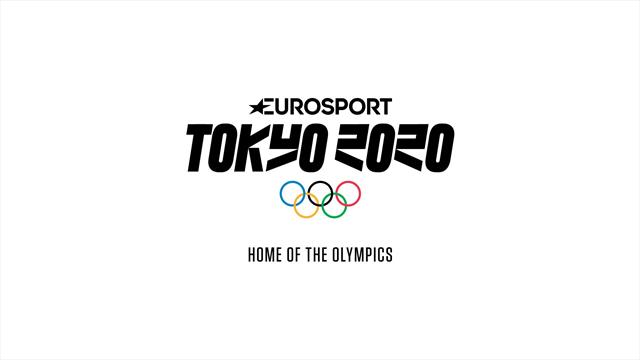 Eurosport apresenta logo para os Jogos Olímpicos Tóquio 2020