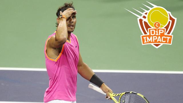"""Pourquoi Nadal est moins performant en indoor ? """"Il perturbe moins ses adversaires qu'en extérieur"""""""