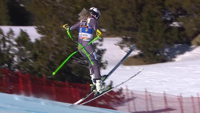 Mowinckel suffers nasty fall in Grandvalira Soldeu