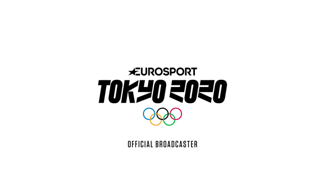 Eurosport svela il logo per le Olimpadi di Tokyo 2020
