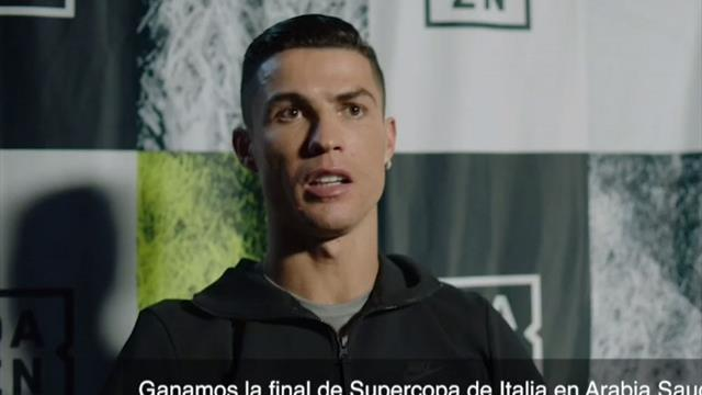 """Cristiano Ronaldo: """"No echo de menos España"""""""