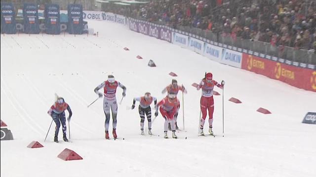 Falla triumphs after sprint in Drammen
