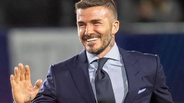 Lustiger Statuen-Streich: Beckham böse veräppelt