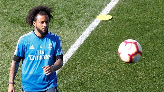Marcelo e Isco cambian el chip con Zidane y entrenan en el día libre