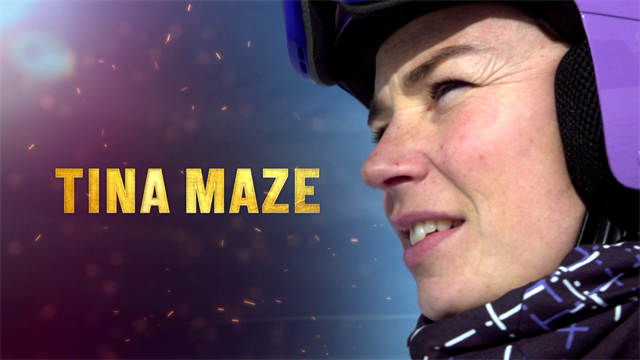 Legends Live On: Tina Maze: 'There'll be no-one like her for 200 years'