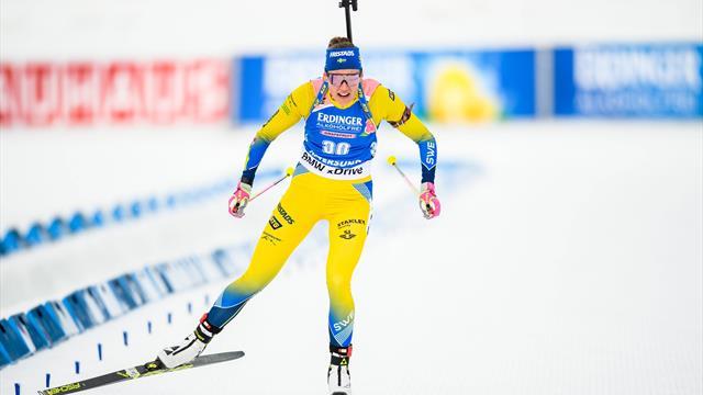 Mit Video | Gold für Öberg, deutsche Biathletinnen ohne Medaille