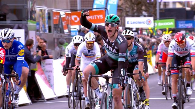 Bennett powers to Paris-Nice Stage 3 win
