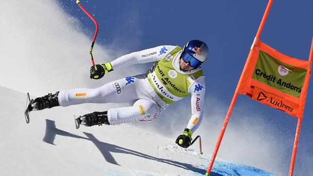 Probele de la Soldeu pun punct Cupei Mondiale de Schi Alpin pe Eurosport