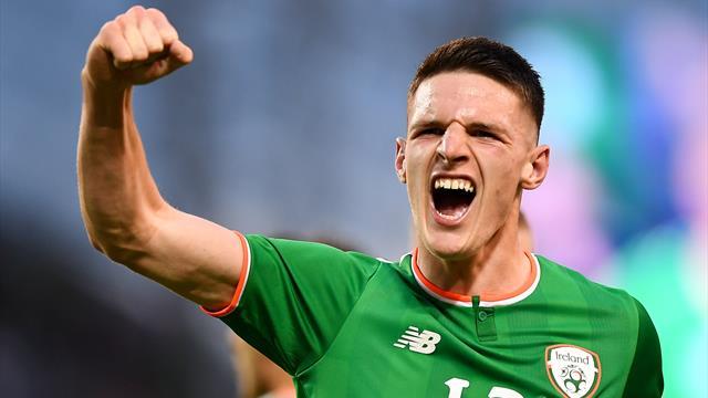 'Let it go, lads': Fans react to Rice winning Ireland award