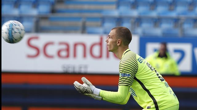 Molde-keeper aktuell for Mjøndalen