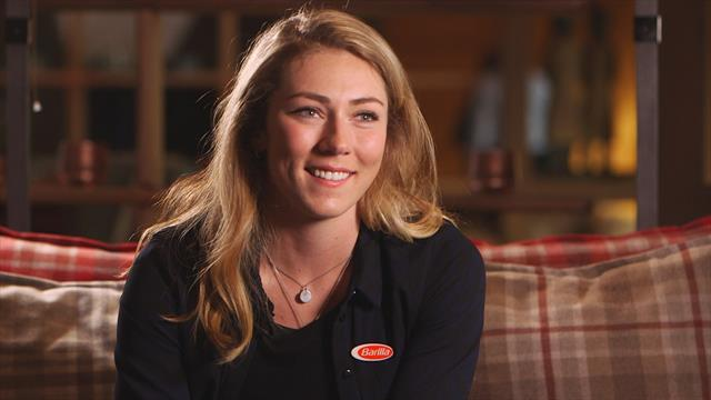 Shiffrin surprised to be leading Super-G ahead of World Cup finale