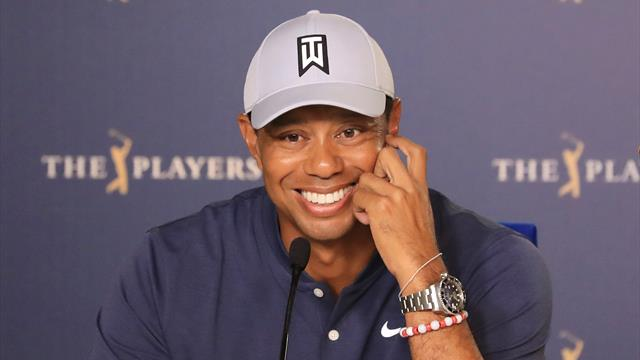 Woods' neck in good shape and he expects putter to be the same