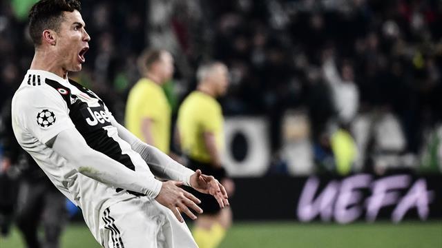 Une amende mais pas de suspension pour Ronaldo après sa célébration