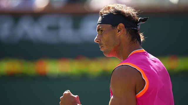 Khachanov vs Nadal, en directo Indian Wells 2019