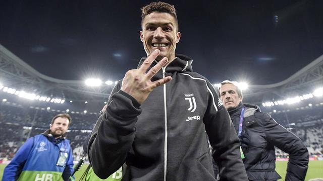 """""""Nous allons les écraser"""" : Quand Ronaldo prédisait à Evra la remontada de la Juve..."""