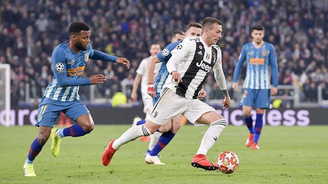 Diretta streaming Juventus-Atletico Madrid online stasera dalle ore 21 su SkyGo
