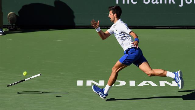 "Djokovic : ""Un jour sans"""