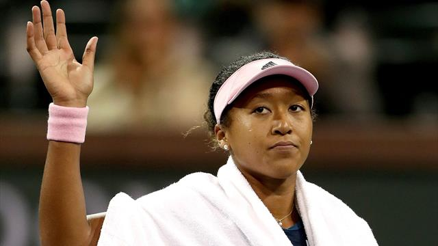 Osaka 'wants to be more mature' after shock defeat to Bencic